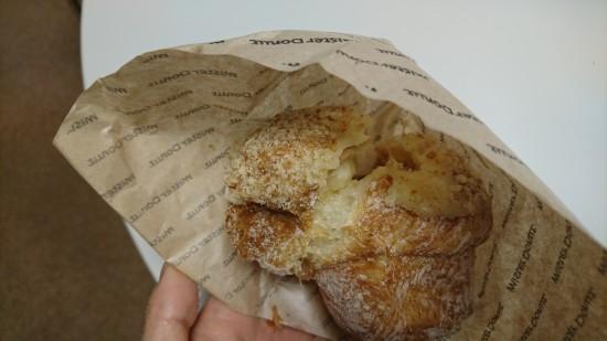 クロワッサンマフィンクリームチーズ