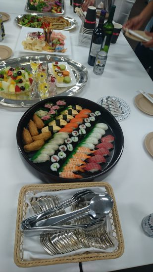 名古屋観光ホテルのケータリング