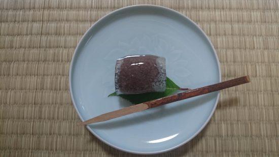 松月堂の和菓子