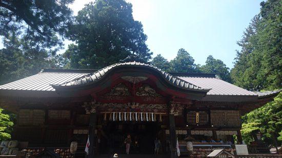 北口本宮冨士浅間神社社殿