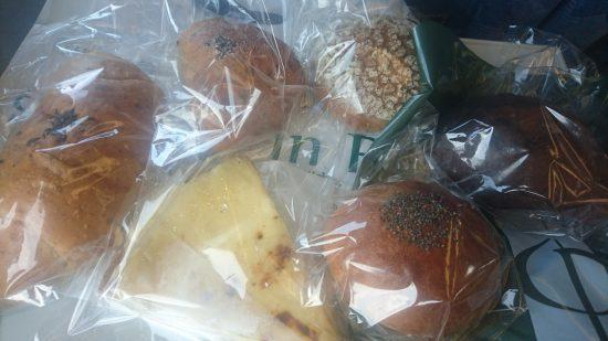 グーテとパンデュースのパン