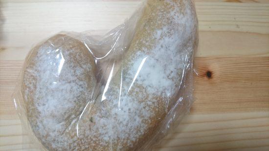 オハナベーカリーのパン