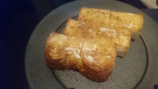 マエジマ製パンのシナモントースト
