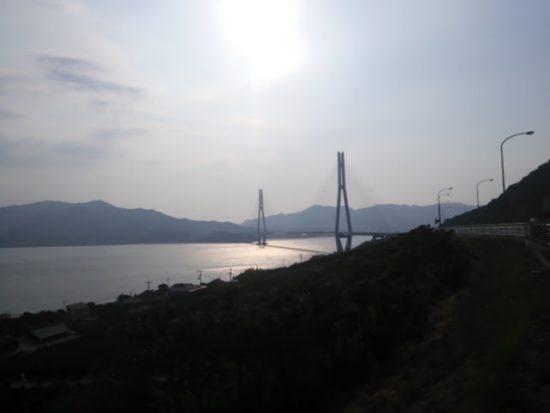 瀬戸大橋?