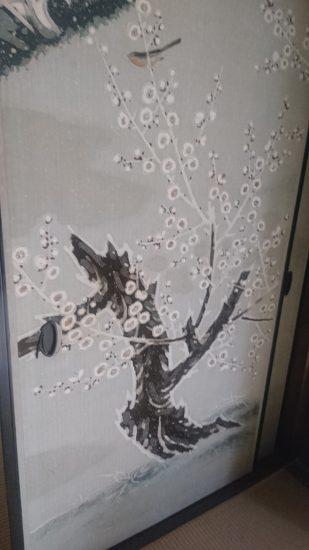 近江孤篷庵襖絵4