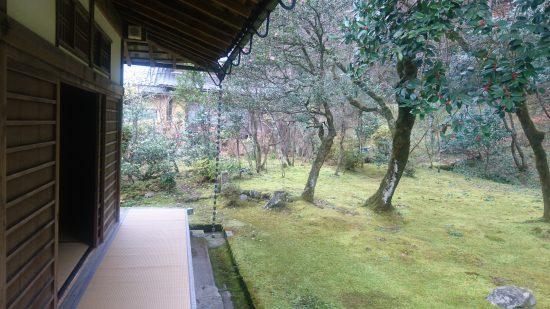 近江孤篷庵庭園1