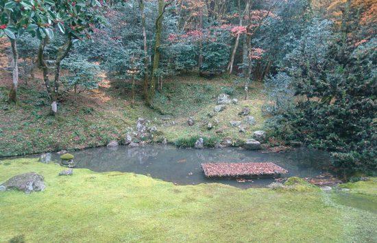 近江孤篷庵庭園6