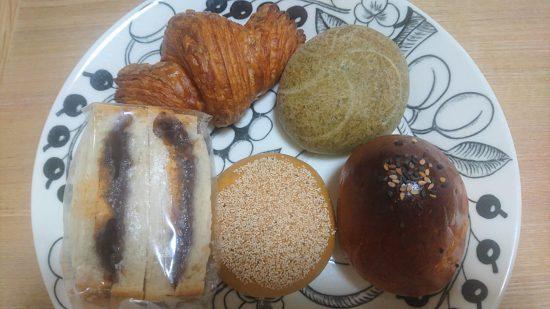 バケットラビット、ピノキオ、よいことパン、Nucca、ル・シュプレーム
