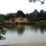 岡山後楽園に行きました 素晴らしかったです!