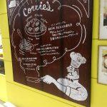 名古屋食堂コーリーズさんに行きました 大名古屋ビルヂングB1Fでおすすめはビーフスクランブルです
